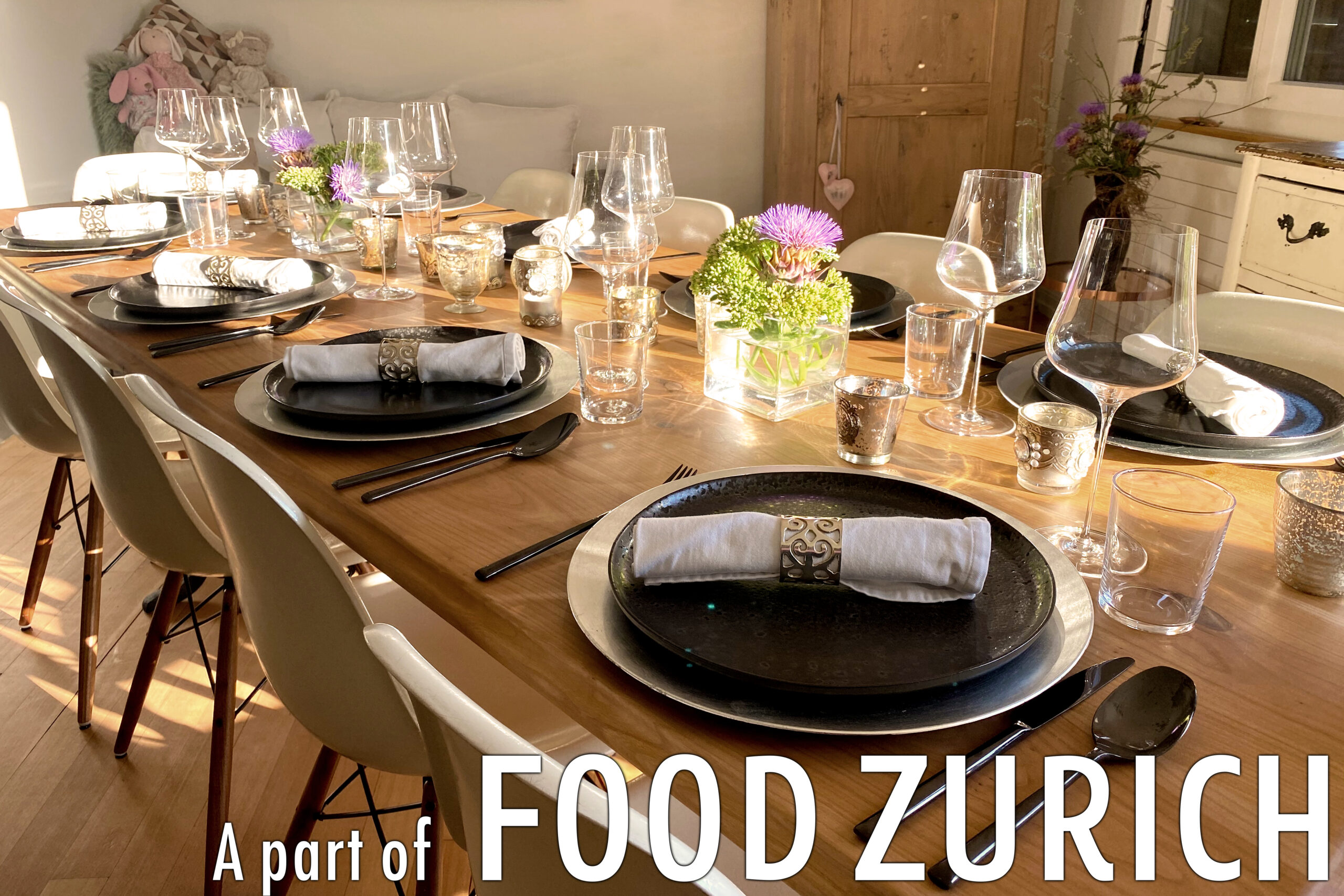 Mel's Table @ FOOD ZURICH