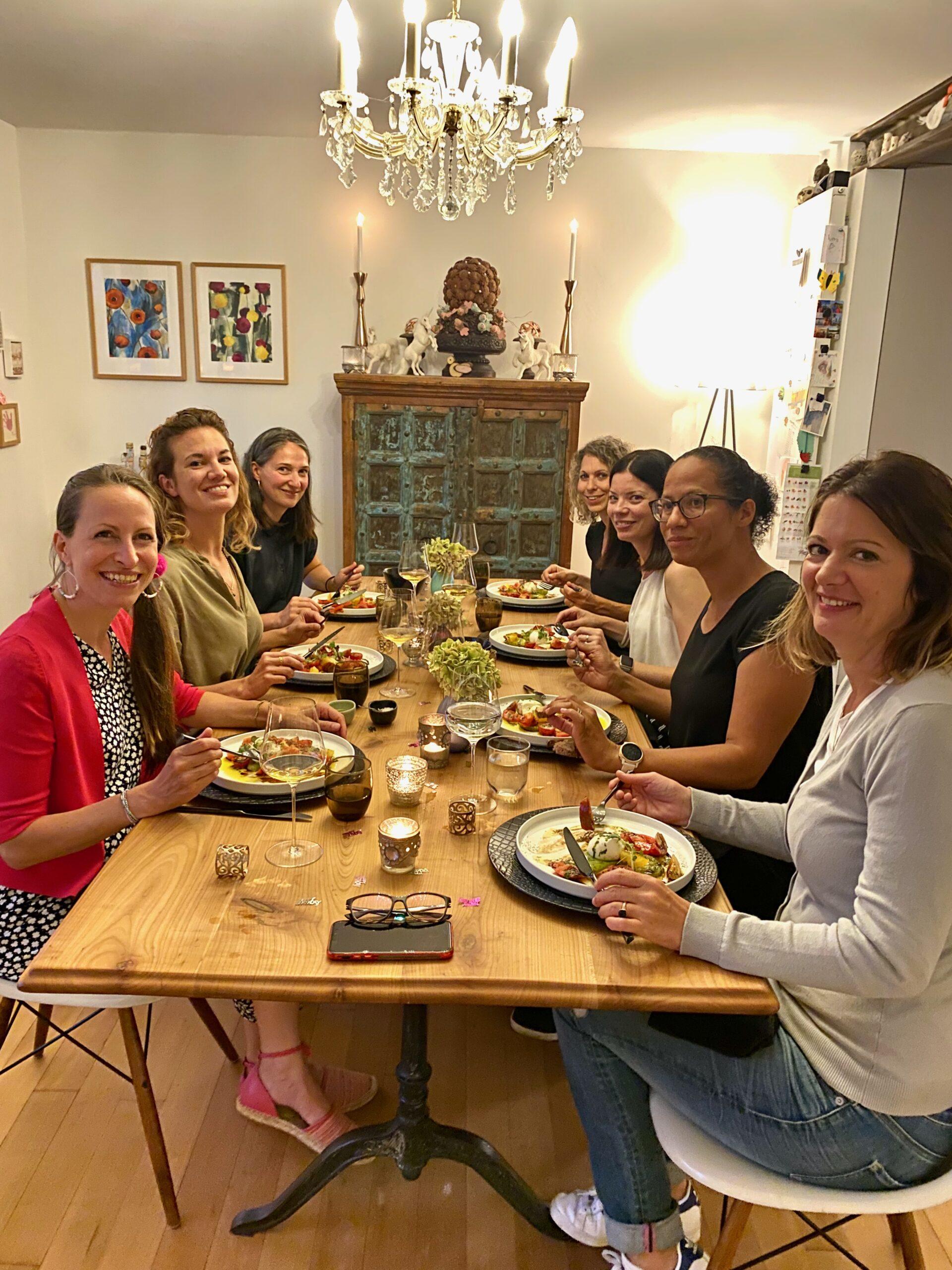 Mel`s Table – Geburtstagsfeier