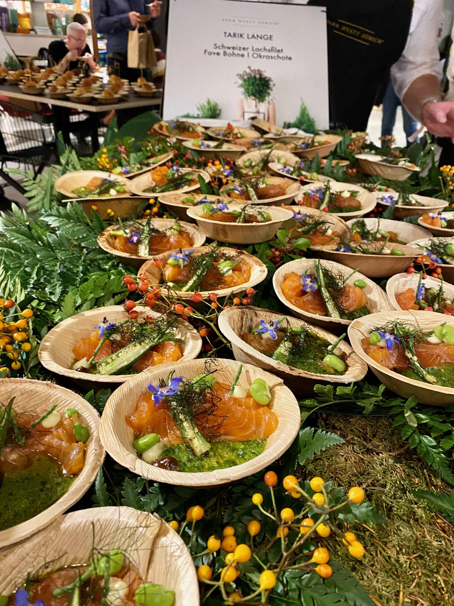 FOOD ZURICH Opening