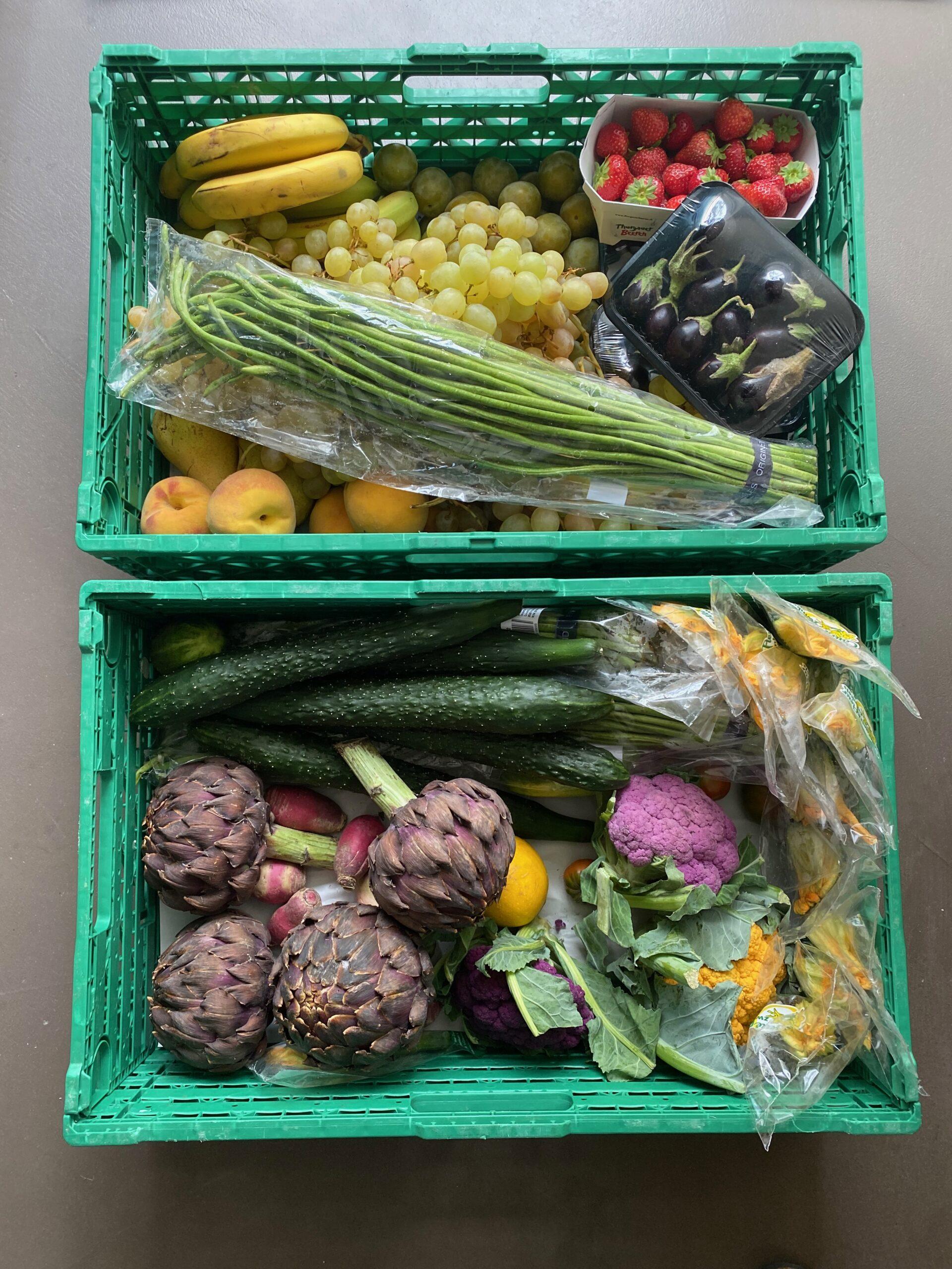 FOOD ZURICH – Finedining mit «Food Waste»